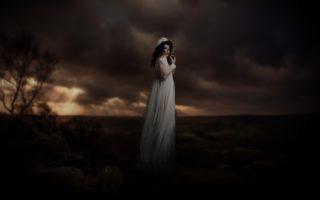 Призрак кладбища Маунт-Кармель