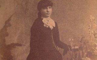 История привидения Кейт Морган, прекрасной незнакомки