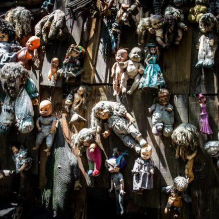 «Остров кукол» в Мексике: фото, где находится, легенда